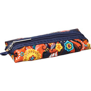 Coated Pens/Brushes Pouch Arabesque - Hadaki Packi