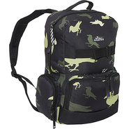 Gieves Skate Laptop Backpack - Camo