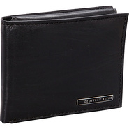 Hampton Passcase Billfold Wallet Black - Geoffrey 