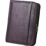 Classic Zippered Folio - Cafe
