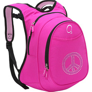 O3 Kids Pre-School Peace Backpack with Integrated 