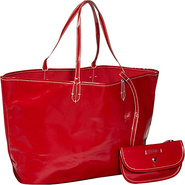 Wellie Tote - Red