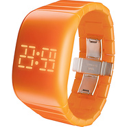 Illumi + Neon Orange - o.d.m. Watches Watches
