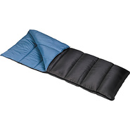 Allegheny--5 lb. Sleeping Bag Grey - Mountain Trai