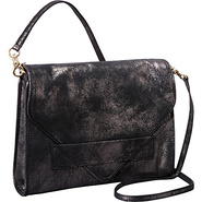 Calie Crossbody Metallic Black - Botkier Designer