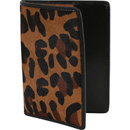 Robertson Passport Credit Card Sleeve Toffee - Lod