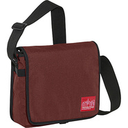 DJ Bag (Small) Dk Brown - Manhattan Portage Messen