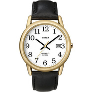 Men's Easy Reader Watch Gold tone - Timex Watches