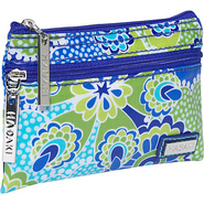 Coated Jewelry Pouch - Jazz Cobalt