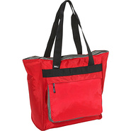 Large Top Zip Shopper - Tote