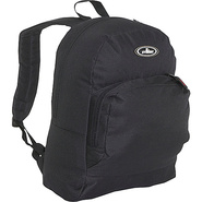 Classic Backpack with Organizer - Black