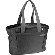 Baseline Large Shopping Tote - Black