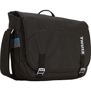 12 Liter Messenger Bag - Black