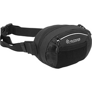 Essential Waist Pack Black - Outdoor Products Wais