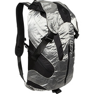 Kampus Duffle 16  Laptop Backpack Black/Silver - S