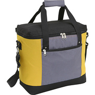 Montero Insulated Shoulder Tote - Yellow