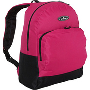 Classic Backpack with Organizer - Hot Pink /