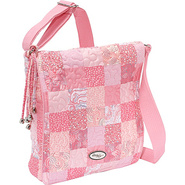 Messenger Bag, Pink Passion - Cross Body