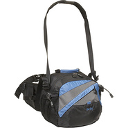 Vortex Lumbar Pack - Pacific Blue