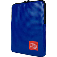 Vinyl iPad Sleeve - Royal Blue