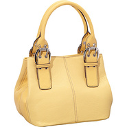 Perfect 10 French Tote Sunrise - Tignanello Leathe