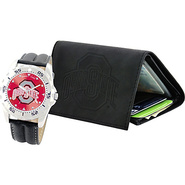 Watch and Wallet Sets - College Ohio State - Game 