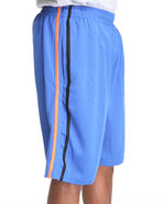 Men Rafey Mens Mesh Basketball Shorts Blue Medium