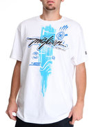 Men Miskeen Originals Tee White Medium