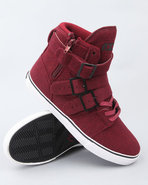 Men Straight Jacket Vlc Sneakers Maroon 9