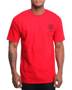Men Ogtmc Tee Red Small