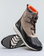 Men Duckboot Mid Tan 12