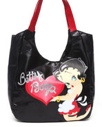 Women Betty Jewels Tote Bag Black
