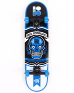 Men P-Rod Crest Mini 7.5  Complete Skateboard Blac