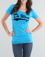 Drj Underground Women  The League  Scoopneck Tee,