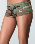 Drj Army/Navy Shop Women Rothco Woodland Camo  Boo