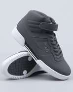 Men F-13 Sl Hightop Sneaker Grey 10.5