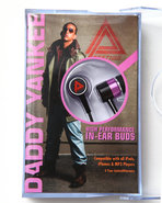 Drj Music Merch Men Daddy Yankee In-Ear Buds Headp
