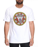 Men Exquisite Tee White Medium