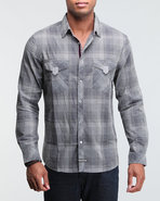 Men The Chicester 2 Button Down Shirt (Under Colla