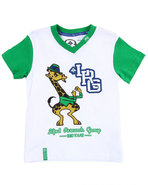 Lrg Boys Play Like Champions Tee (2T-4T) Green 3T