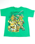 Boys Vintage Teenage Mutant Ninja Turtles Tee (8-2