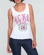 Women Active Tank Top White Medium