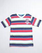 Boys Alex Yard Tee (8-20) White 18/20 (Xl)