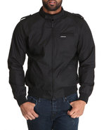 Men Iconic Racer Jacket Black Xx-Large