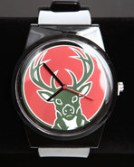 Men Milwaukee Bucks Pantone Nba Flud Watch