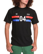 Men Sport 04 Tee Black Large