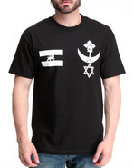 Blvck Scvle Men Warrior Blvck Tee Black Large
