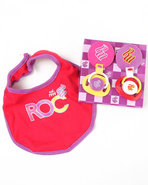 Girls 5Pc Box Set (Newborn) Red