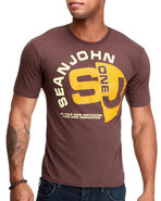 Men S J One S/S Tee Brown Medium