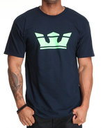 Men Icon Tee Green X-Large